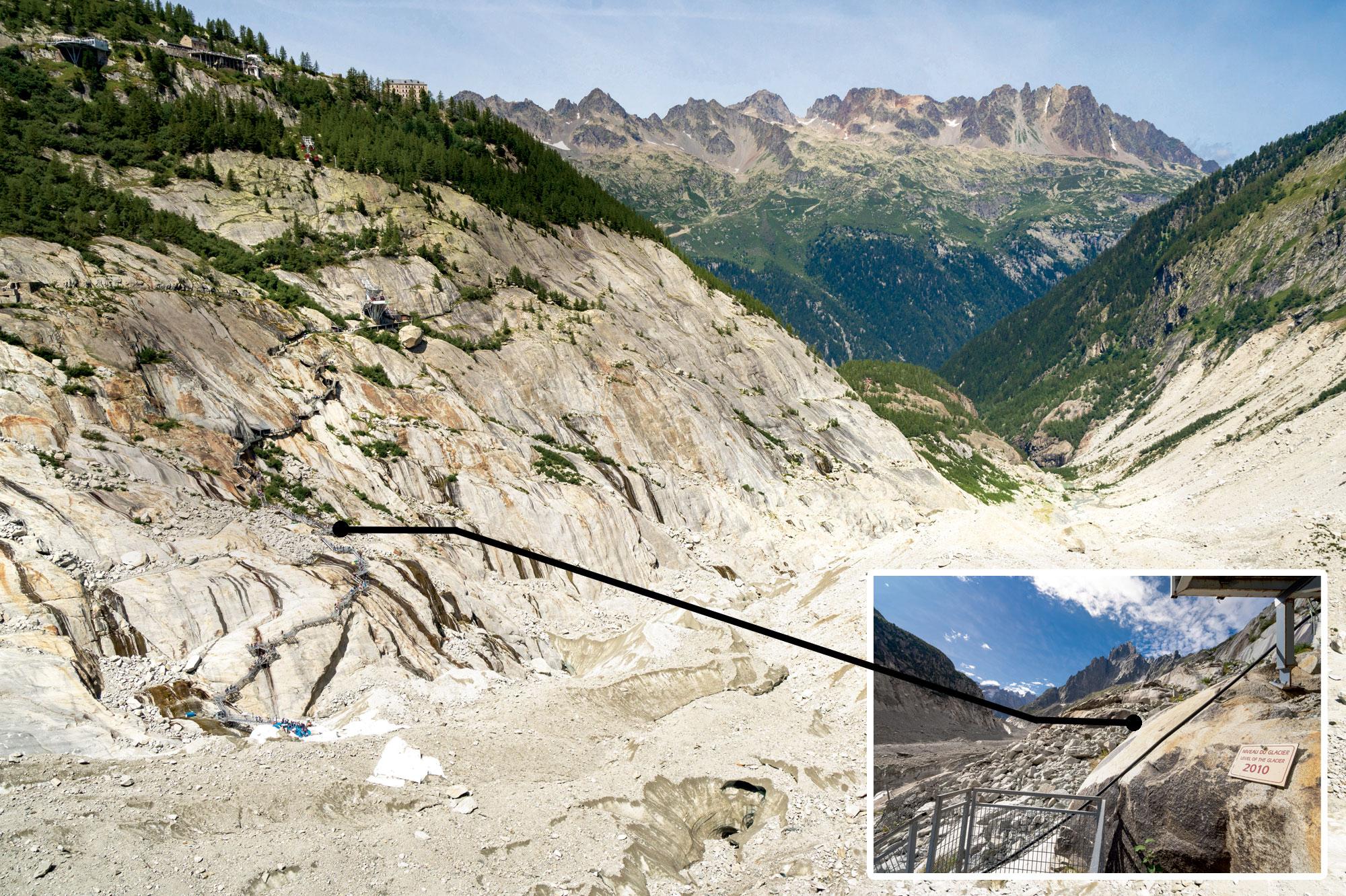 Mer de Glace - Mont-Blanc